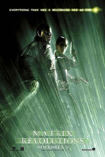Matrix Revolutions - Poster / Capa / Cartaz - Oficial 9