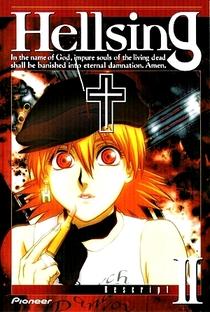 Hellsing - Poster / Capa / Cartaz - Oficial 22