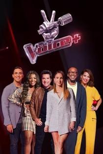 The Voice + (1ª Temporada) - Poster / Capa / Cartaz - Oficial 1