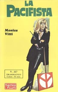 A Pacifista - Poster / Capa / Cartaz - Oficial 1