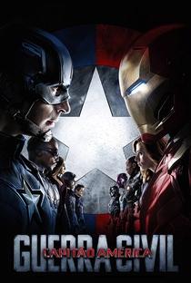Capitão América: Guerra Civil - Poster / Capa / Cartaz - Oficial 48