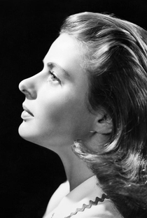 Ingrid Bergman (I) - Poster / Capa / Cartaz - Oficial 1