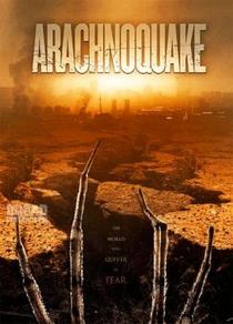 Terremoto Aracnídeo  - Poster / Capa / Cartaz - Oficial 1