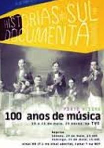 Porto Alegre - 100 Anos de Música - Poster / Capa / Cartaz - Oficial 1