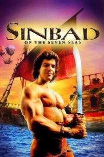 Sinbad e os Sete Mares - Poster / Capa / Cartaz - Oficial 5