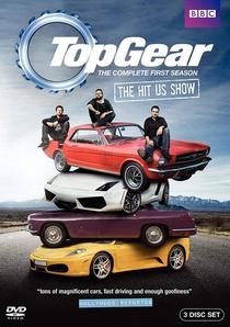 Top Gear (1ª temporada) - Poster / Capa / Cartaz - Oficial 1