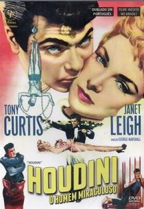 Houdini, o Homem Miraculoso - Poster / Capa / Cartaz - Oficial 2