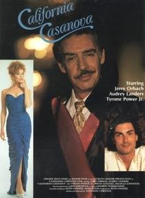 O Casanova da Califórnia - Poster / Capa / Cartaz - Oficial 1