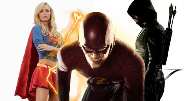 Supergirl pode fazer crossover com Flash e Arrow