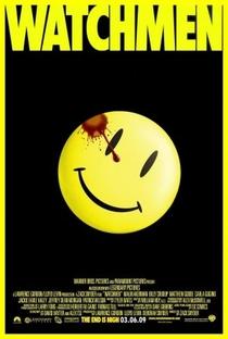 Watchmen: O Filme - Poster / Capa / Cartaz - Oficial 5