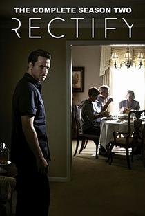 Rectify (2ª Temporada) - Poster / Capa / Cartaz - Oficial 4