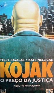 Kojak - O Preço da Justiça - Poster / Capa / Cartaz - Oficial 2