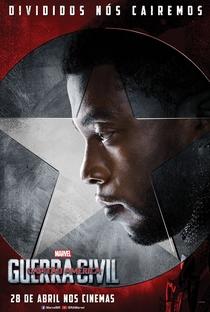 Capitão América: Guerra Civil - Poster / Capa / Cartaz - Oficial 41