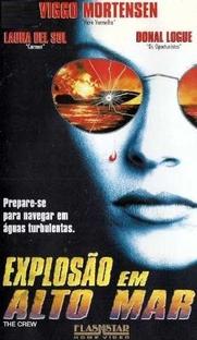 Explosão em Alto Mar - Poster / Capa / Cartaz - Oficial 1