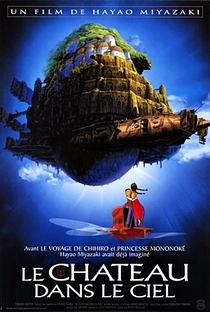 O Castelo no Céu - Poster / Capa / Cartaz - Oficial 14