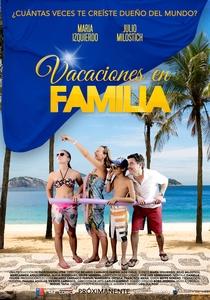 Vacaciones en Familia - Poster / Capa / Cartaz - Oficial 1