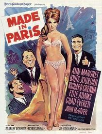 Feita em Paris - Poster / Capa / Cartaz - Oficial 1
