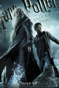 Harry Potter e o Enigma do Príncipe - Poster / Capa / Cartaz - Oficial 4