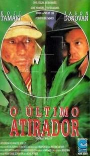 O Último Atirador - Poster / Capa / Cartaz - Oficial 1