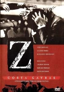 Z - Poster / Capa / Cartaz - Oficial 9