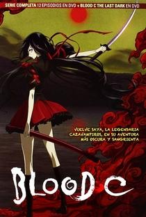 Blood-C - Poster / Capa / Cartaz - Oficial 4