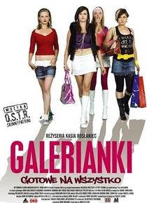 Garotas do Shopping - Poster / Capa / Cartaz - Oficial 1