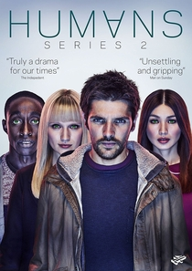 Humans (2ª Temporada) - Poster / Capa / Cartaz - Oficial 2
