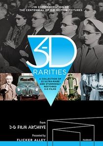 3-D Rarities - Poster / Capa / Cartaz - Oficial 2