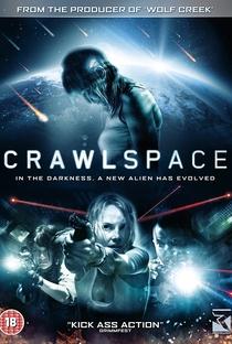 Crawlspace - Poster / Capa / Cartaz - Oficial 4