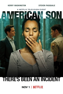 American Son - Poster / Capa / Cartaz - Oficial 1