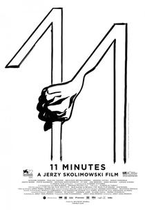 11 Minutos - Poster / Capa / Cartaz - Oficial 1