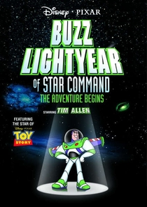 Buzz Lightyear do Comando Estelar: A Aventura Começa - Poster / Capa / Cartaz - Oficial 1