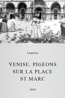 Pigeons sur la place Saint-Marc (Venise, Pigeons sur la place St.Marc)