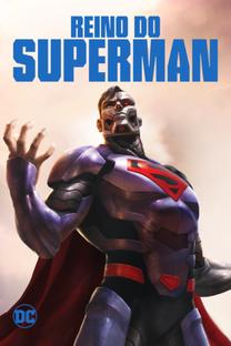 Reino do Superman - Poster / Capa / Cartaz - Oficial 4