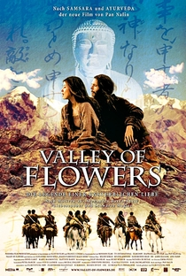 Vale das Flores - Poster / Capa / Cartaz - Oficial 1