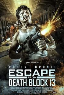 Escape from Death Block 13 - Poster / Capa / Cartaz - Oficial 1