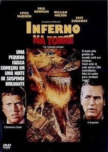 Inferno na Torre - Poster / Capa / Cartaz - Oficial 3