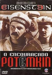O Encouraçado Potemkin - Poster / Capa / Cartaz - Oficial 6