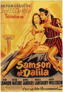 Sansão e Dalila - Poster / Capa / Cartaz - Oficial 5