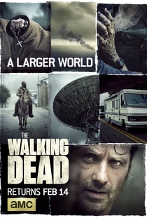 The Walking Dead (6ª Temporada) - Poster / Capa / Cartaz - Oficial 1