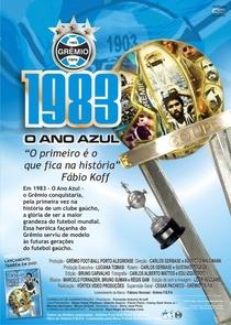 1983 - O Ano Azul - Poster / Capa / Cartaz - Oficial 1