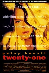 Uma Mulher Aos 21 Anos - Poster / Capa / Cartaz - Oficial 2