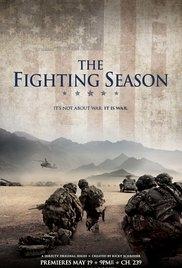 The Fighting Season (1ª Temporada)  - Poster / Capa / Cartaz - Oficial 1