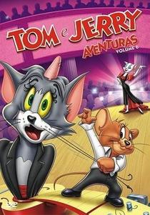 Tom e Jerry - Aventuras Vol. 6 - Poster / Capa / Cartaz - Oficial 1