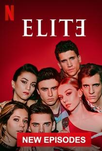 Elite (2ª Temporada) - Poster / Capa / Cartaz - Oficial 2