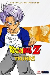 Dragon Ball Z: OVA 2 - Gohan e Trunks, os Guerreiros do Futuro - Poster / Capa / Cartaz - Oficial 4
