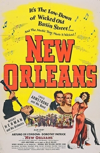 New Orleans - Poster / Capa / Cartaz - Oficial 3