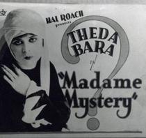 Madame Mystery - Poster / Capa / Cartaz - Oficial 1