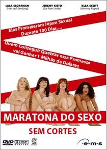 Maratona do sexo - Poster / Capa / Cartaz - Oficial 1
