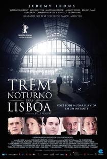 Trem Noturno para Lisboa - Poster / Capa / Cartaz - Oficial 2